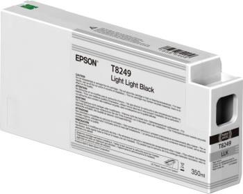 Epson C13T824900 Cartuccia d'inchiostro Nero (light, light) 350ml Ultrachrome HD, UltraChrome HDX