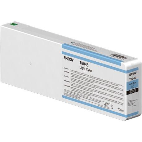 Epson C13T804500 Cartuccia d'inchiostro ciano (chiaro) 700ml Ultrachrome HD, UltraChrome HDX