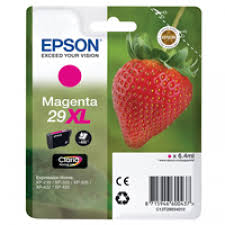 Epson C13T29934010 Cartuccia Originale Magenta, durata indicata 450 pagine