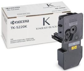 kyocera TK-5220K toner nero, durata indicata 1.200 pagine