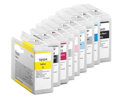 Epson C13T850700 Cartuccia d'inchiostro nero (chiaro) 80ml