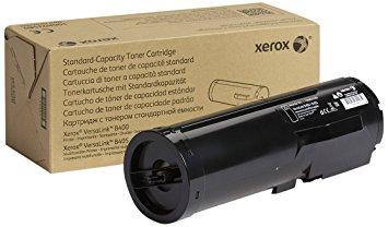 Xerox 106R03580 toner nero, durata indicata 5.900 pagine