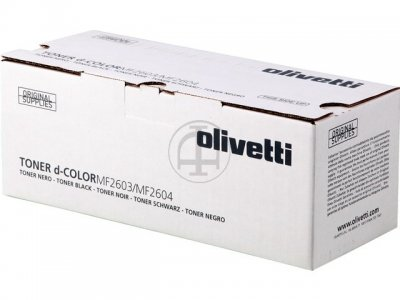 Olivetti B0946  toner cyano, durata indicata 5.000 pagine
