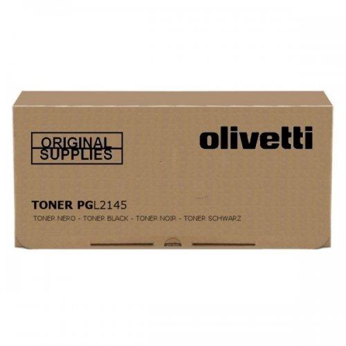 Olivetti b1072 toner nero, durata indicata 15.500 pagine