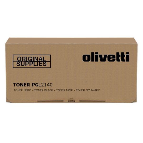 Olivetti B1071 toner nero, durata indicata 12.500 pagine