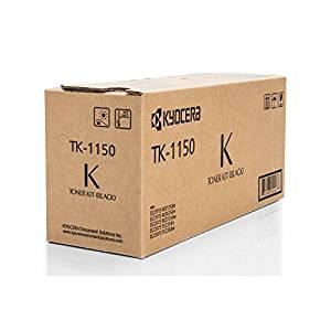 kyocera TK-1150 toner nero, durata indicata 3.000 pagine