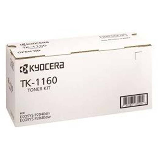 kyocera TK-1160 toner nero ~7.200 pagine