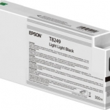 toner e cartucce - C13T824900 Cartuccia d'inchiostro Nero (light, light) 350ml Ultrachrome HD, UltraChrome HDX