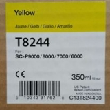 toner e cartucce - C13T824400 Cartuccia d'inchiostro giallo 350ml Ultrachrome HD, UltraChrome HDX
