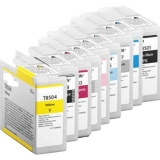 toner e cartucce - C13T850900 Cartuccia d'inchiostro light light black 80ml