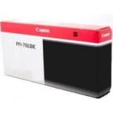toner e cartucce - PFI-706BK Cartuccia nero, capacità inchiostro 700m