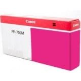toner e cartucce - PFI-706M Cartuccia magenta, capacità inchiostro 700ml