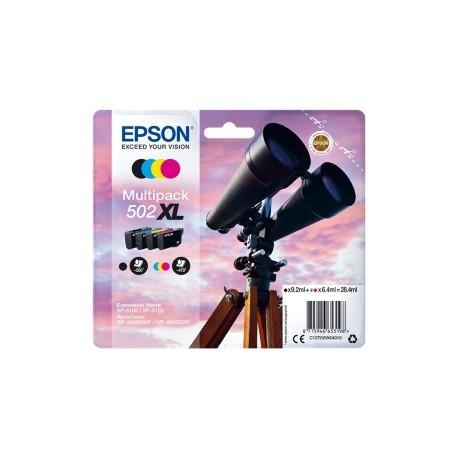Epson C13T02W64010 Multipack nero / ciano / magenta / giallo ALTA CAPACITA'