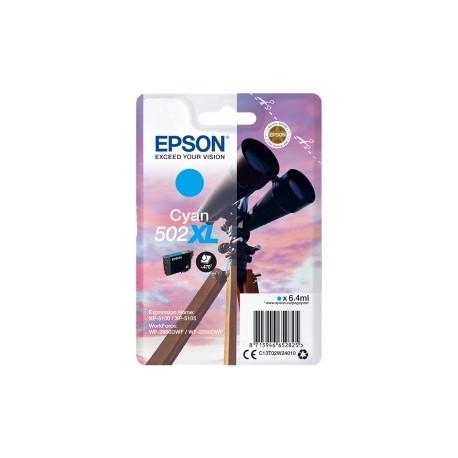 Epson C13T02W24010 Cartuccia d'inchiostro ciano ~470 pagine
