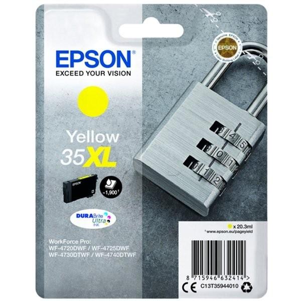 Epson C13T35944010 Cartuccia d'inchiostro giallo ~1.900 pagine