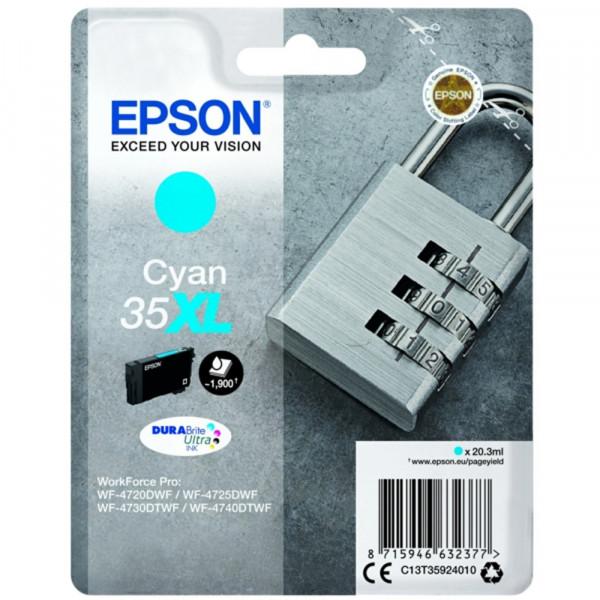 Epson C13T35924010 Cartuccia d'inchiostro ciano ~1.900 pagine
