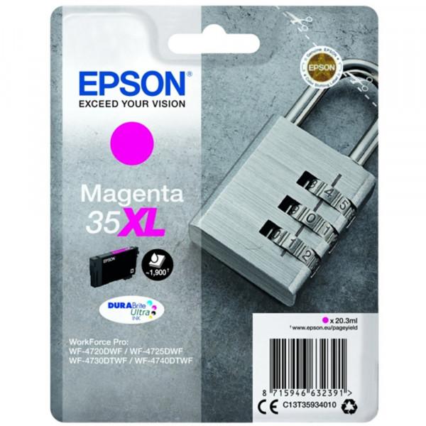 Epson C13T35934010 Cartuccia d'inchiostro magenta ~1.900 pagine