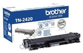Brother TN-2420 Cartuccia Toner Originale nero, durata indicata 3.000 pagine