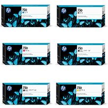 Hp P2V71A Cartuccia d'inchiostro Schwarz (matt) 300ml