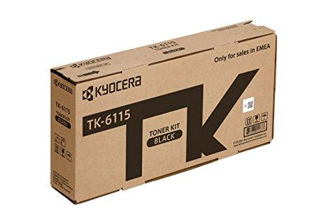 kyocera tk-6115 toner nero ~15.000 pagine
