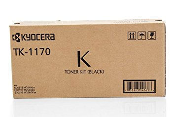 kyocera TK-1170 toner nero, durata indicata 7.200 pagine