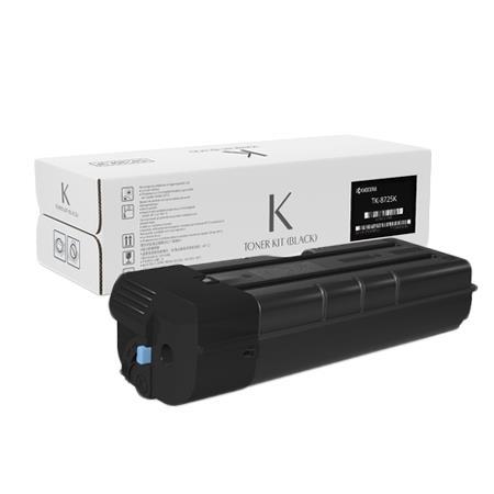 kyocera TK-6725 toner nero, durata indicata 70.000 pagine.