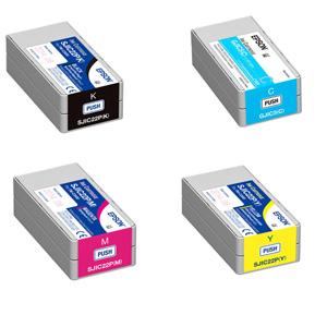 Epson C13S020566 Cartuccia d'inchiostro giallo 32.5ml
