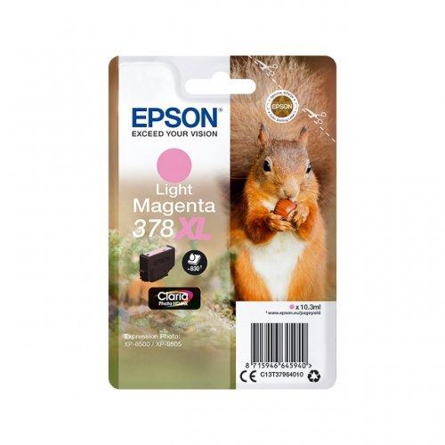 Epson C13T37964010 Cartuccia d'inchiostro magenta fotografico ~830 pagine