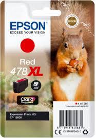 Epson C13T04F54010 Cartuccia rosso per circa 830 pagine