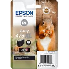 Epson C13T04F64010 Cartuccia grigio 11,2 ml