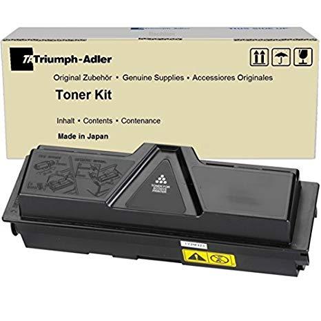 Utax-Triumph Adler 613511015 toner nero, originale durata indicata 7.200 pagine