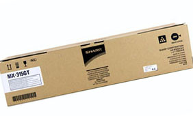 Sharp MX-315GT Cartuccia Toner Originale, durata 27.500 pagine