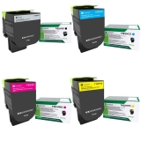 toner e cartucce - 71B2HC0 Cartuccia Originale cyano (Return Program), durata 3.500 pagine