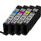 toner e cartucce - CLI-581-XXL-Multi Multipack nero / ciano / magenta / giallo, versione alta capacità XXL