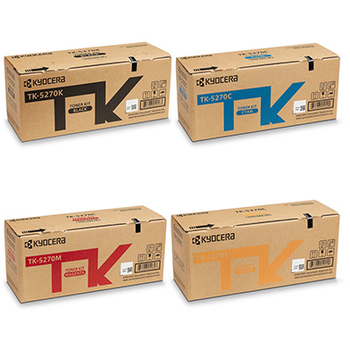 kyocera TK-5270C Toner Originale Cyano (TK-5270C)