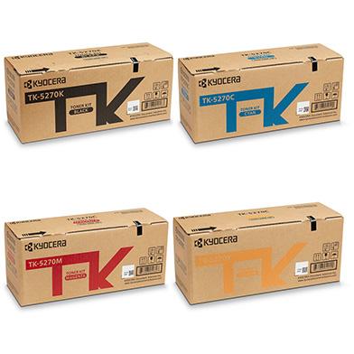 kyocera TK-5270Y Toner Originale Giallo (TK-5270Y)