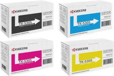 kyocera TK-5305K Toner Originale Nero (TK-5305K)