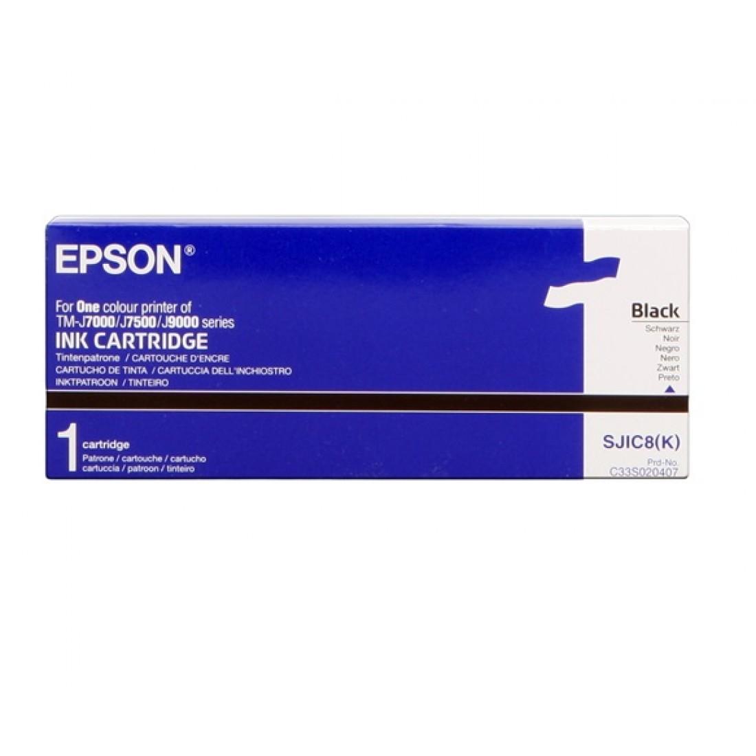 Epson C33S020407 Cartuccia d'inchiostro nero