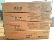 Utax-Triumph Adler CK-5511C Toner Originale Ciano, durata 12.000 pagine. 1T02R5CUT0