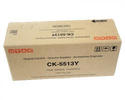Utax-Triumph Adler CK-5513Y toner giallo ~6.000 pagine