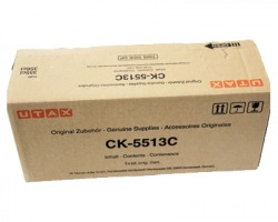 Utax-Triumph Adler CK-5513C toner ciano ~6.000 pagine