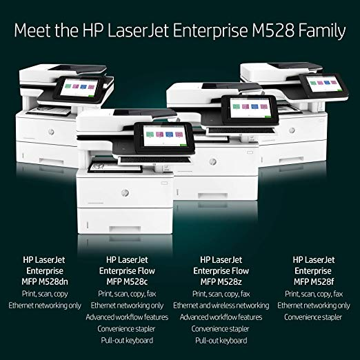 HP LaserJet Enterprise M528z