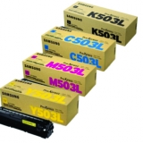 toner e cartucce - CLT-Y503L toner giallo, durata 5.000 pagine