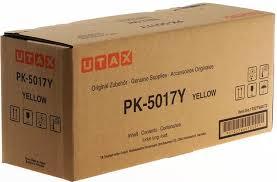 Utax-Triumph Adler PK-5017Y Cartuccia Toner Originale Giallo 6.000 pagine (1T02TVAUT0)