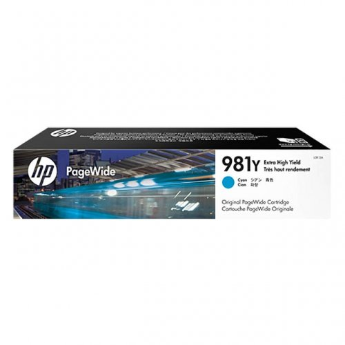 Hp L0R13A HP cartuccia ciano (L0R13A, 981Y) 16.000 pagine