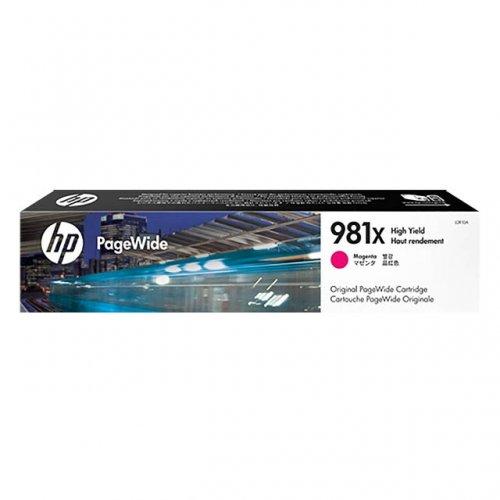 Hp L0R10A HP cartuccia magenta (L0R10A, 981X) 10.000 pagine