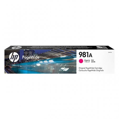 Hp J3M69A HP cartuccia magenta (J3M69A, 981A) 6.000 pagine