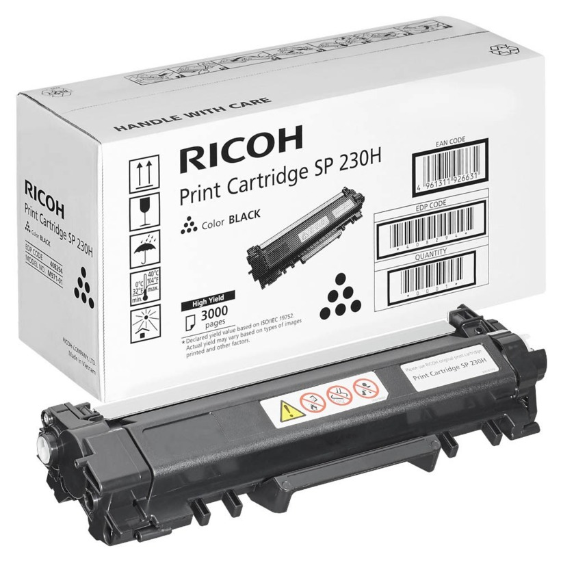Ricoh 408294 Ricoh 408294 (SP 230H)toner nero 3.000 pagine
