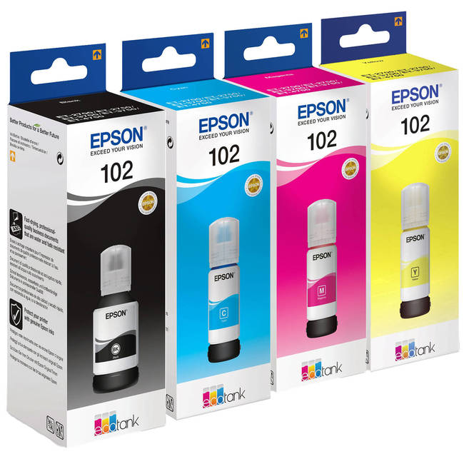 Epson C13T03R340 Epson cartuccia magenta (C13T03R340, 102)
