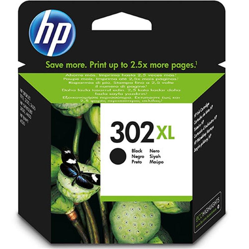 Hp F6U68AE cartuccia inchiostro nero, alta capacit�, serie XL